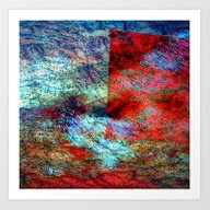 Art Print featuring Abstract Fantasy 9898 by Lo Coco Agostino