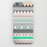 CHEVRON MOTIF iPhone 6 Slim Case