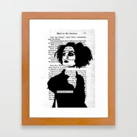 Better Because of You Framed Art Print