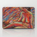 Hypatia on Fire iPad Case