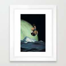 UNTITLED (Christmas) Framed Art Print