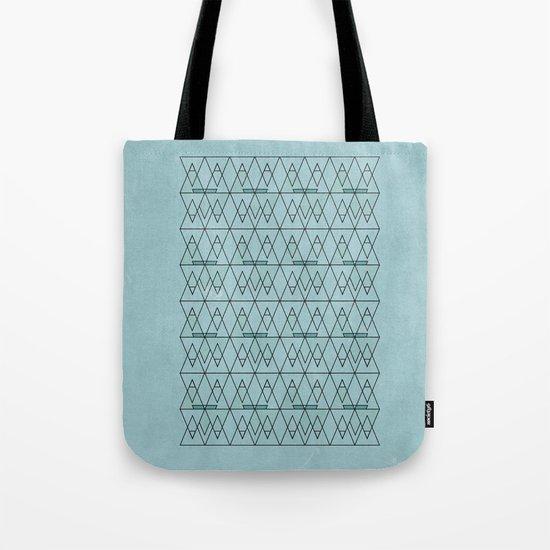 spo·rad·ic  Tote Bag