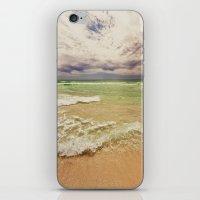Green Sea iPhone & iPod Skin