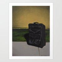 Never Let Me Go #3 Art Print