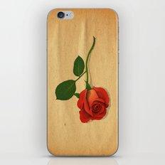 A Rose iPhone & iPod Skin