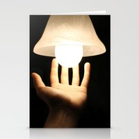 Just Glow Stationery Cards