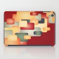 A Warm Retro Feeling. iPad Case