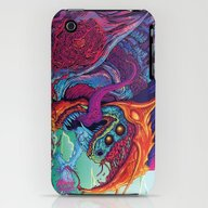 iPhone & iPod Case featuring Hyper Beast by Hypse