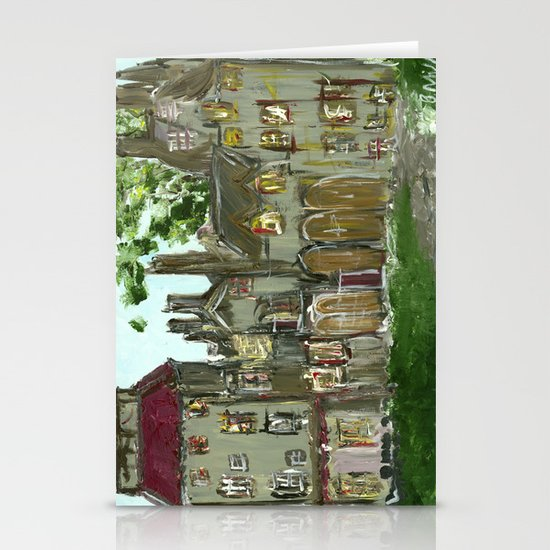 Fonthill Castle  Stationery Card