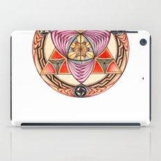 Pyramid Mandala iPad Case