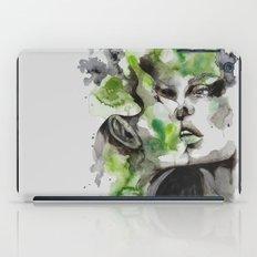 Kiss by carographic iPad Case