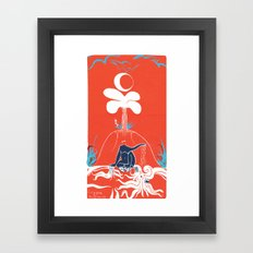 Zuimaco Framed Art Print