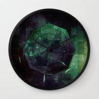 Random Octo Wall Clock