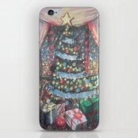 Christmas Morn iPhone & iPod Skin