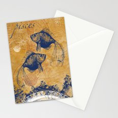 pisces | fische Stationery Cards