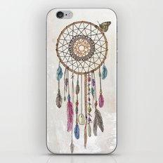 Lakota (Dream Catcher) iPhone & iPod Skin