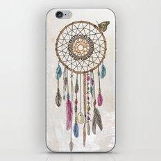 Lakota (Dream Catcher) iPhone & iPod Skin