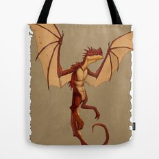 Here be dragons Tote Bag