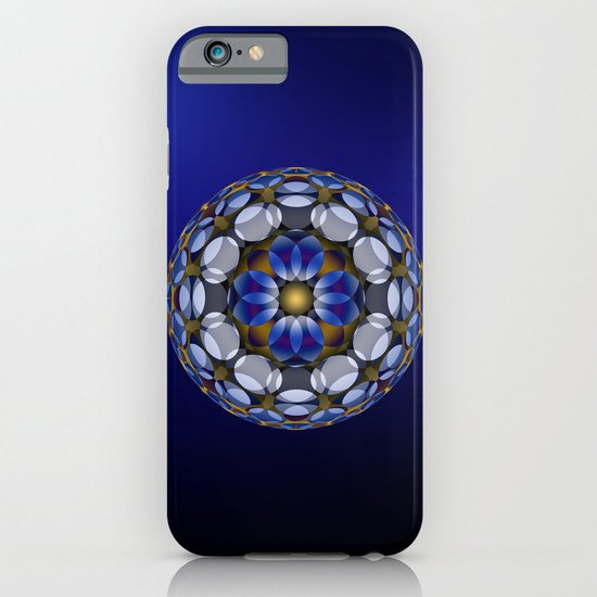 Sphere Variations 4 iPhone & iPod Case
