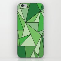 Greenup iPhone & iPod Skin
