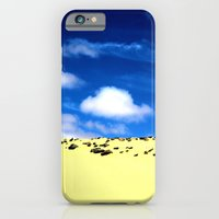 iPhone & iPod Case featuring Right On The Edge by Brian Raggatt