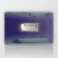 Light at the end of the tunnel II Laptop & iPad Skin