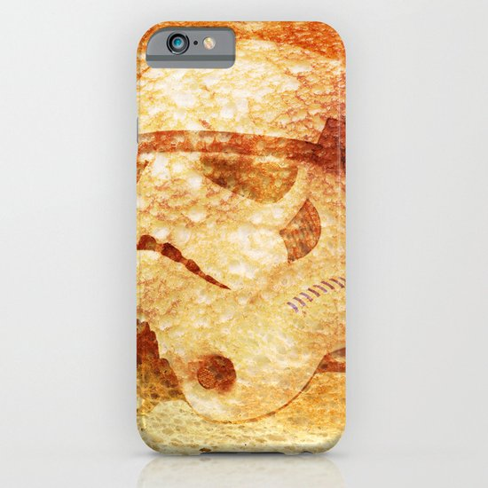 Stormtrooper Toast iPhone & iPod Case