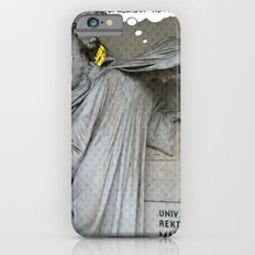 Left-wing virgin - PRAGUE MEETS POP ART iPhone 6 Slim Case