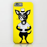 iPhone & iPod Case featuring Mr Bentley And The Dandy Dogs by Oliver Lake