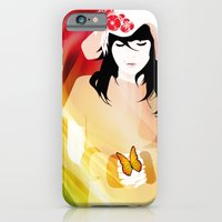 iPhone & iPod Case featuring L'illusion de l'amour by DesignDinamique