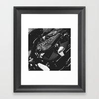 Harley II Framed Art Print