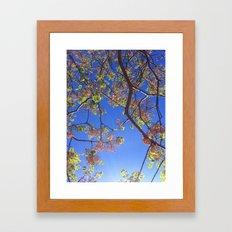JAPAN mood Framed Art Print