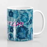Spring Yeah! - Blue Flow… Mug