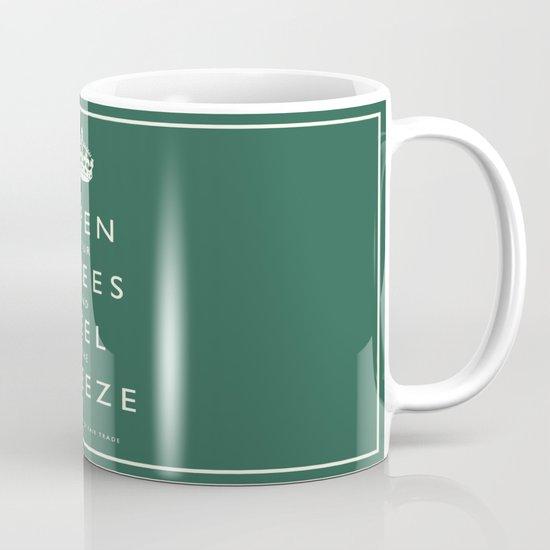 Department Of fair trade Mug