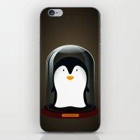 Pickled Penguin iPhone & iPod Skin