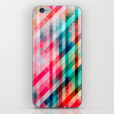 Colorful Geometric Pattern iPhone & iPod Skin