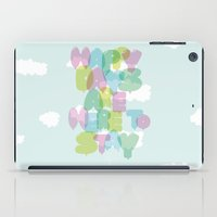 Happy Days Are Here To S… iPad Case
