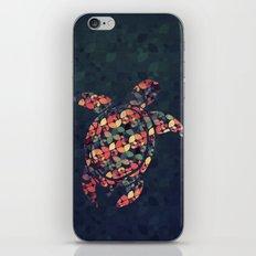 The Pattern Tortoise iPhone & iPod Skin
