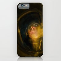 Spaceman Yellow iPhone 6 Slim Case