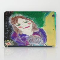 Self Love Portrait For I… iPad Case