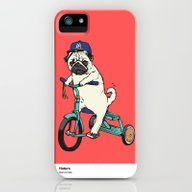 iPhone & iPod Case featuring Haters by Huebucket