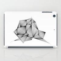 Structure (XYZ) iPad Case