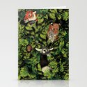 Forest Clutter Stationery Cards