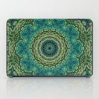 Shangri-La Mandala iPad Case