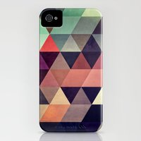 iPhone Cases featuring tryypyzoyd by Spires