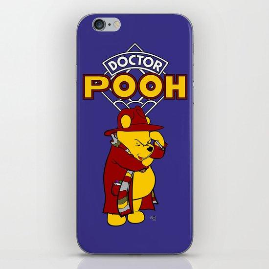 Doctor Pooh iPhone & iPod Skin