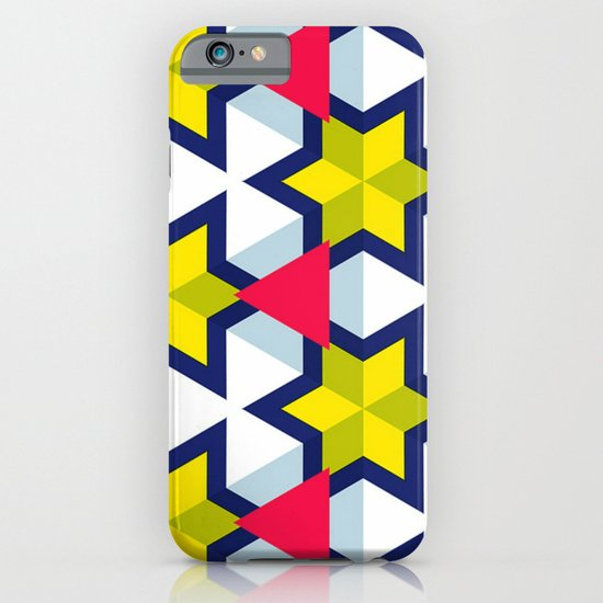 Krijgsman Pattern iPhone & iPod Case