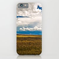 iPhone & iPod Case featuring Wyoming by Melanie Ann