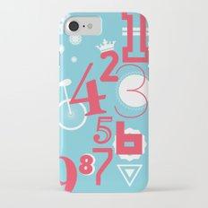 123... Slim Case iPhone 7