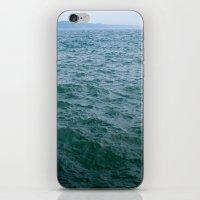 Nautical Porthole Study No.1 iPhone & iPod Skin